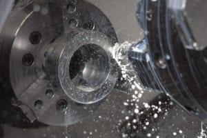 Draai- en freeswerk voor turbines en onderdelen