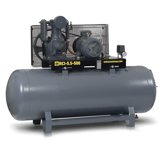 Comprag RECOM RCI-5,5-500 zuigercompressor