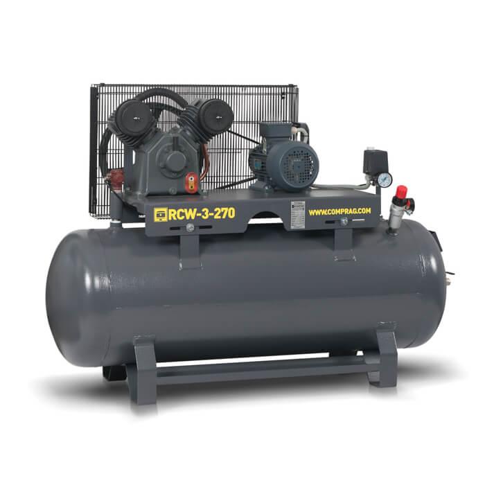 Comprag RECOM RCW-3-270 Zuigercompressor