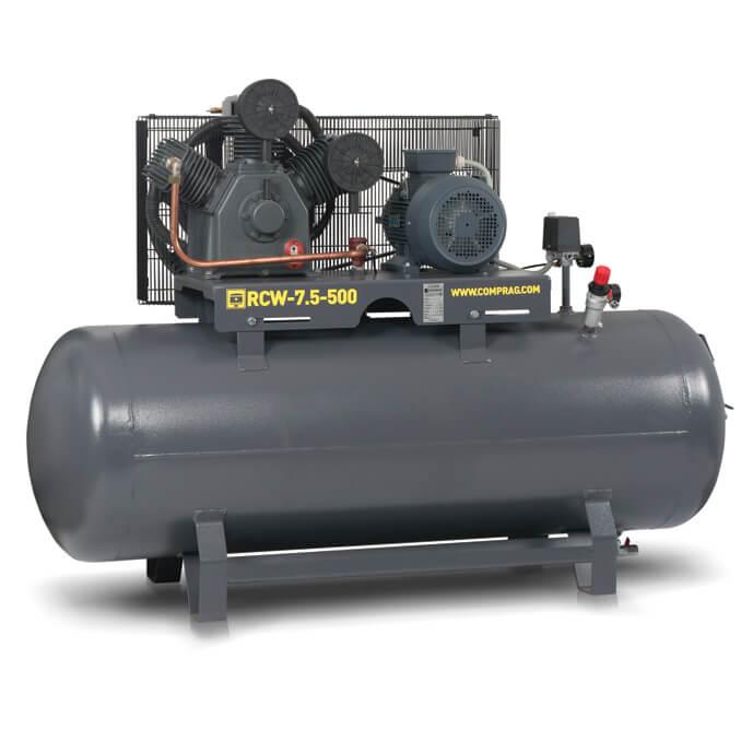 Comprag RECOM RCW-7,5-500 Zuigercompressor