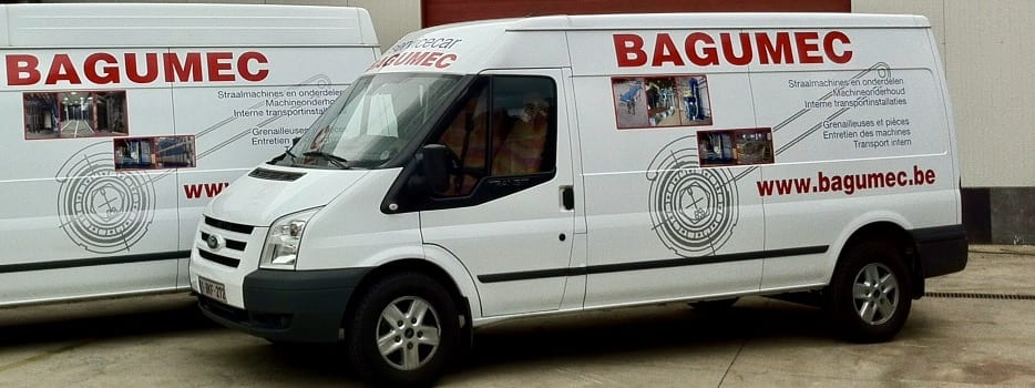 Bagumec service car