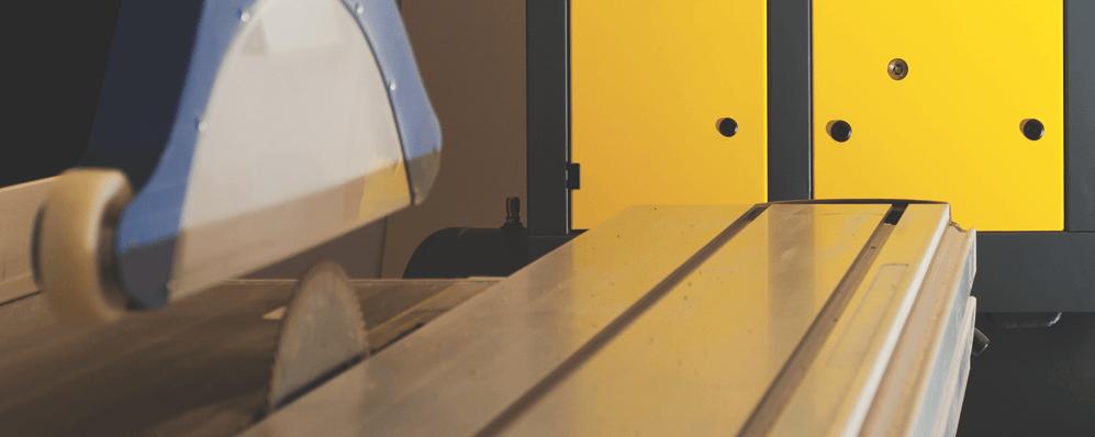 Schroefcompressoren toepassing