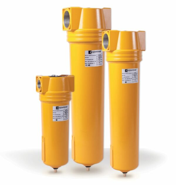 Cycloonfilters