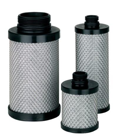 Filterelement actief kool