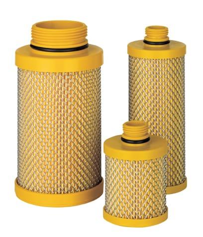 Filterelement grof